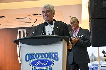 Wood Automotive Group Dealer Principle Gerry Wood